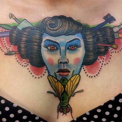 Neotradycyjne tatuaże