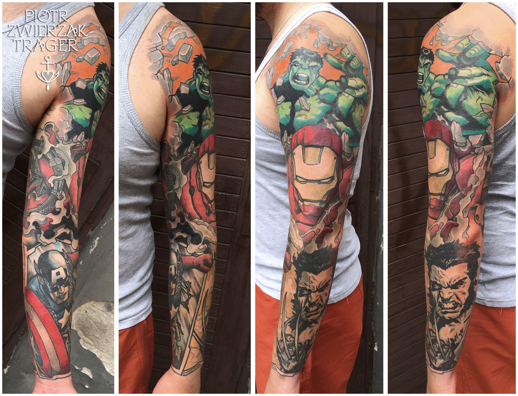 Others Till Death Tattoo Toruń Kopernik Dziarałby Się U