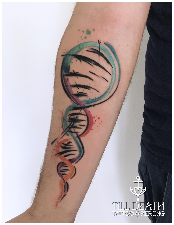Asia Till Death Tattoo Toruń Kopernik Dziarałby Się U Nas